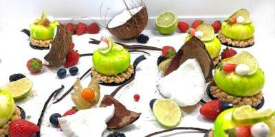 Pâtissier créatif - pâtisseries artistiques livrées à domicile