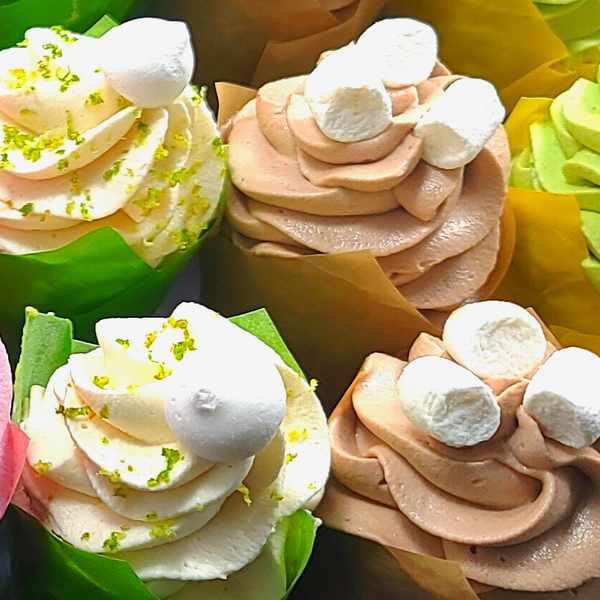 Mini Cupcakes à commander en ligne - Livraison à domicile sur Paris & la région parisienne