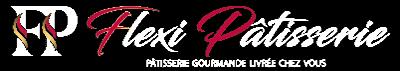 Flexi Patisserie Logo Blanc