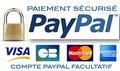 Paypal Et Cb Paiement sécurisé
