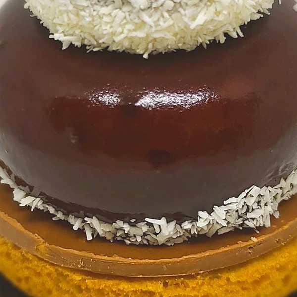 Gâteau Chocolat Banane Chocochoc livré à domicile