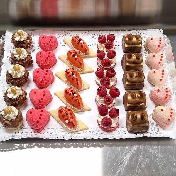 Mignardises Pâtisserie Gâteaux Livraison Buffet Réception Paris & région parisienne
