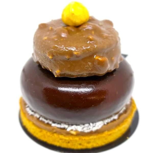 Pâtisserie En Ligne Chocolat Noisette Individuel 600